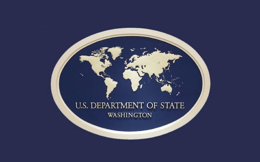 ABŞ Dövlət Departamenti: İran son 6 ildə terrorçuluğun maliyyələşdirilməsinə 16 milyard dollar xərcləyib