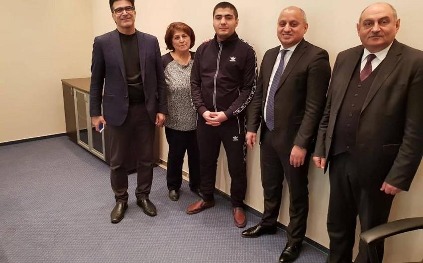 Mehman Huseynov addresses appeal to President Ilham Aliyev