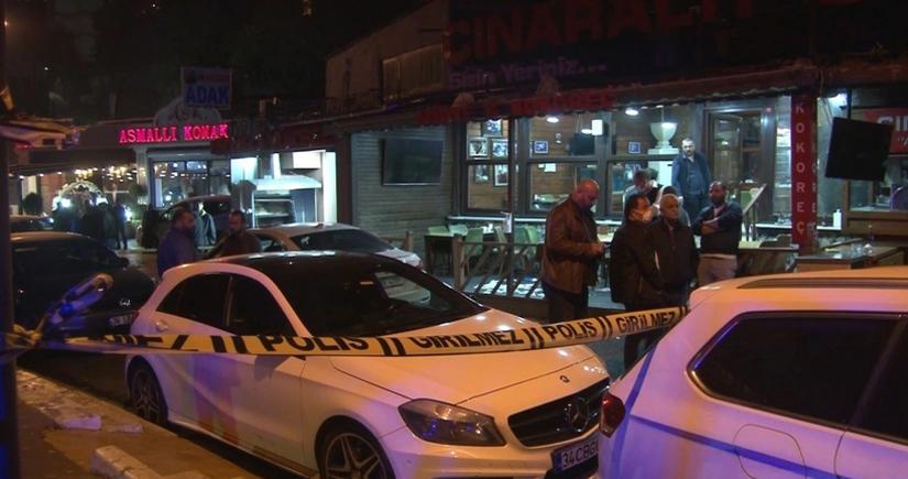 Türkiyədə silahlı hücum zamanı 5 nəfər yaralanıb