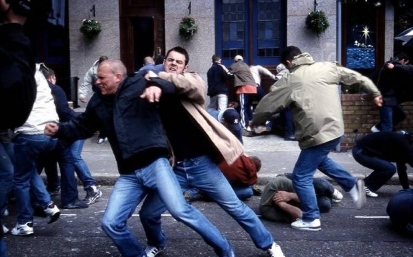 Ukraynada azərbaycanlılar arasında kütləvi dava olub: üç nəfər yaralanıb