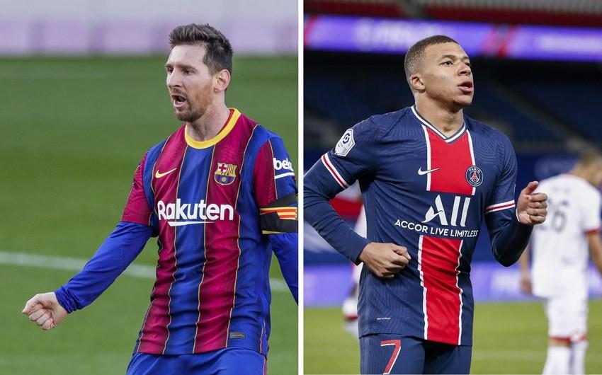 PSJ Messi üçün Mbappeni satmalıdır