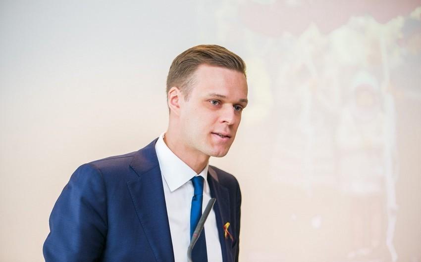 Глава МИД Литвы посетит Азербайджан