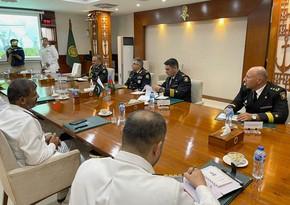 Azerbaijan, Pakistan mull development of cooperation in shipbuilding