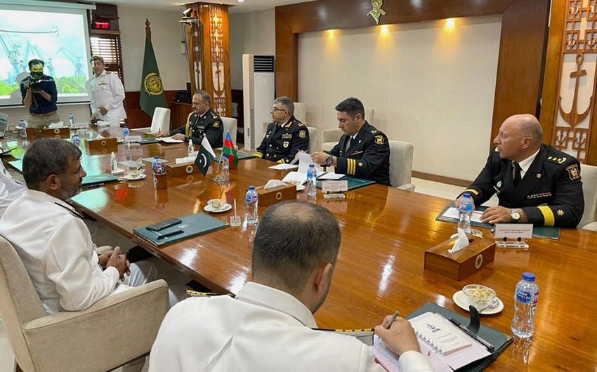 Азербайджан и Пакистан обсудили развитие сотрудничества в области судостроения