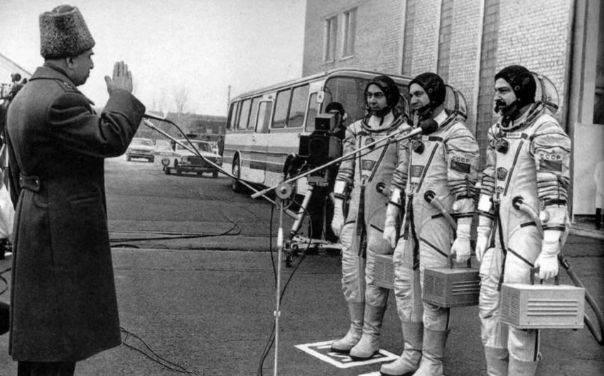 Роль азербайджанцев в освоении космоса