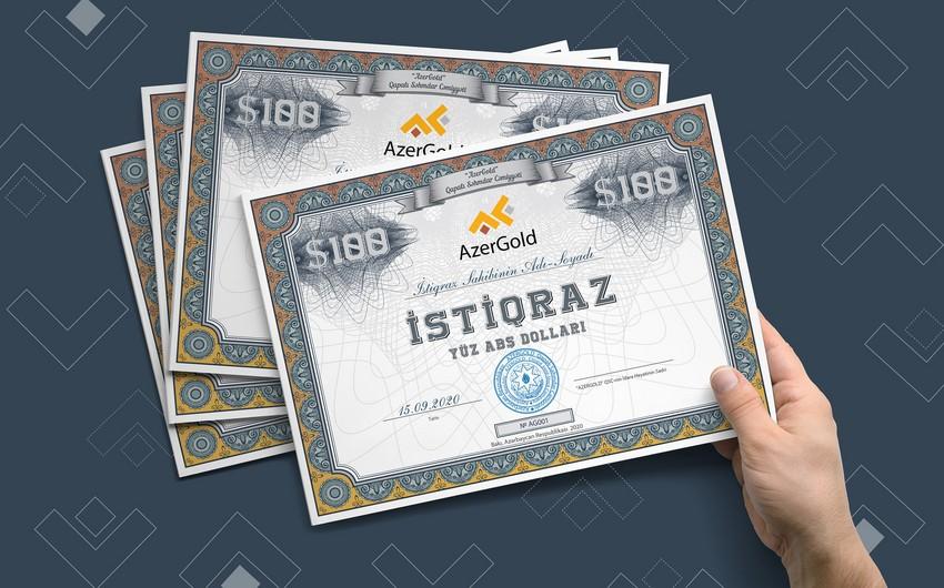 AzerGold: İstiqrazlarımızı alanlar iqtisadi inkişafda pay sahibi olacaq