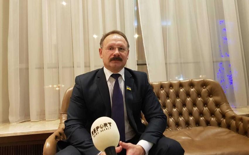 Ali Radanın üzvü: Ukraynada Azərbaycan iş adamları özlərini sərbəst hiss edirlər - MÜSAHİBƏ