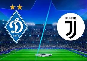 Dinamo - Yuventus matçına azarkeşlər də buraxılacaq