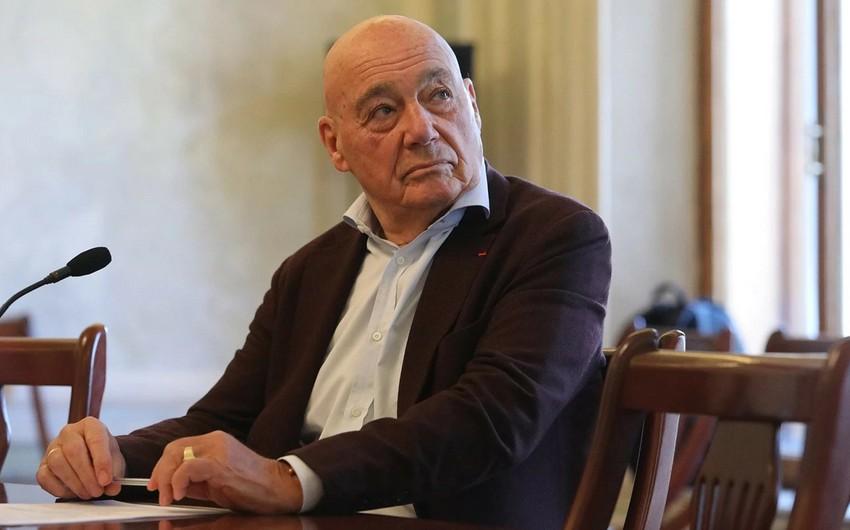 Gürcüstan DİN Vladimir Pozner və daha 31 Rusiya vətəndaşını cərimələyib