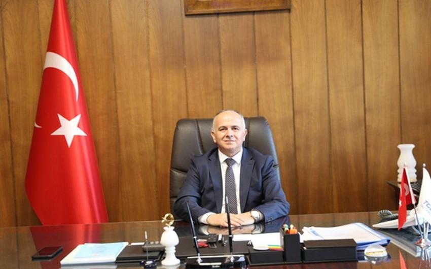 Həsən Pezük: Bakı-Tbilisi-Qars vasitəsilə daşımalar 100%-dən çox artıb