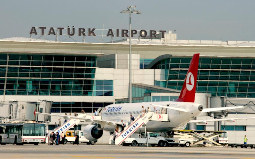 Atatürk aeroportunda yeni növ yoxlamanın tətbiqinə başlanılır