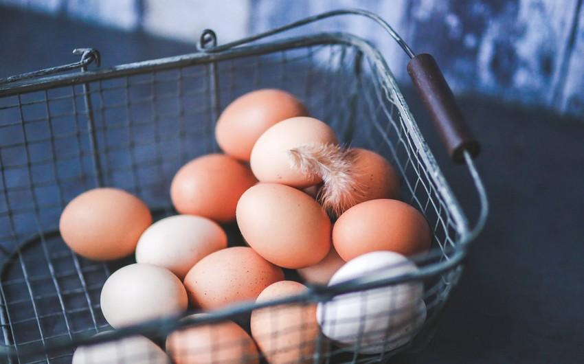 Azərbaycan Gürcüstandan yumurta idxalını kəskin artırıb