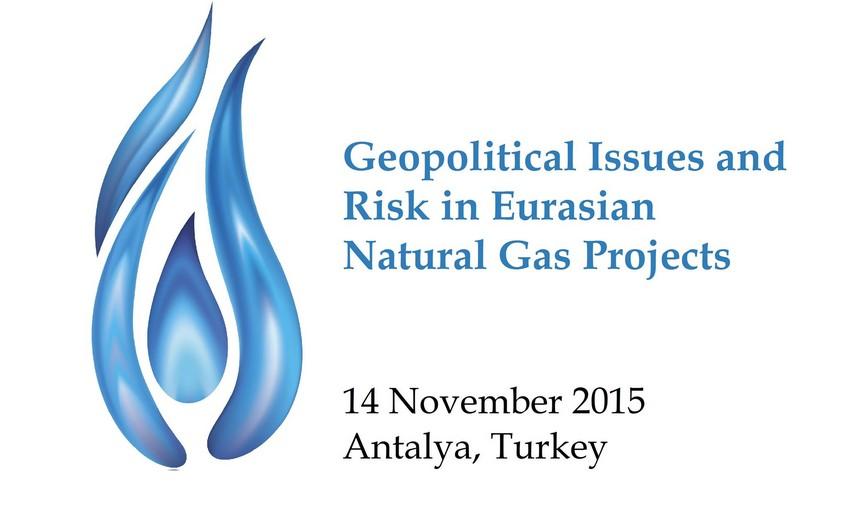 В Анталье состоятся обсуждения энергетических проблем Евразии