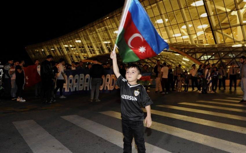 Карабахвернулся на Родину