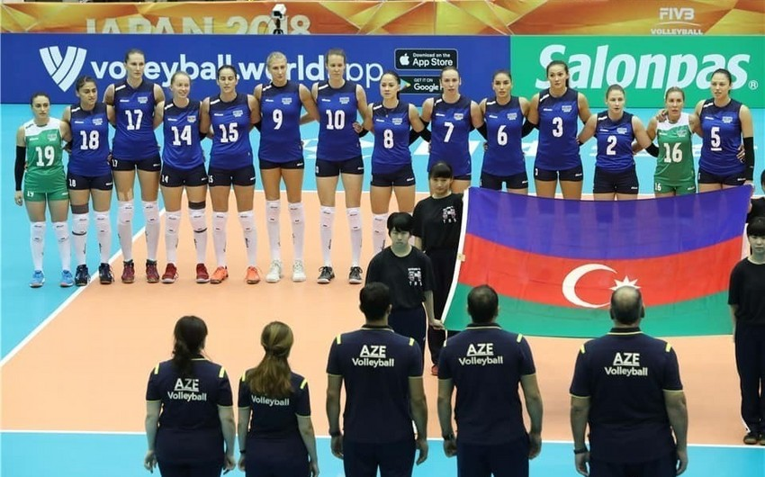 Country to host Azerbaijani squad's qualifier for Tokyo Olympics named