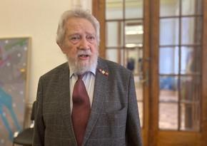 Вице-президент российской Академии художеств: Таир Салахов - легенда