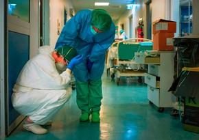 Azərbaycanda daha bir həkim koronavirusdan ölüb