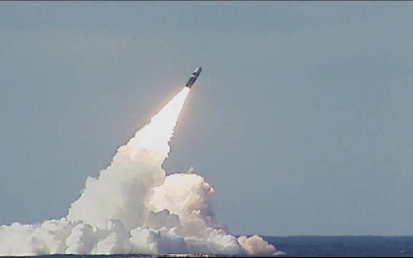 ABŞ ballistik raket sınağı keçirib