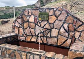 AzerGold провел водопроводнуюлинию в село Шадах