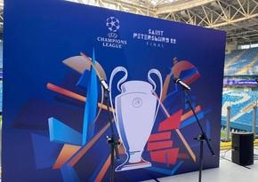 Champions League final logo revealed