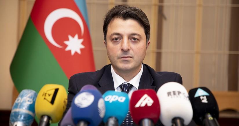 Tural Gəncəliyev: Ermənistan deputatları nifrət yaradan bəyanat verməməlidirlər