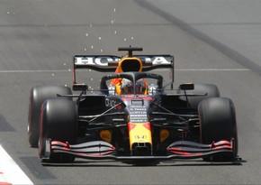 Формула-1: Ферстаппен выиграл первый свободный заезд в Баку - ОБНОВЛЕНО