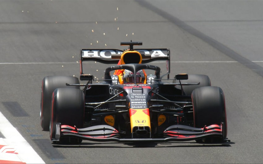 Formula 1: Verstappen wins first Free Practice Session in Baku - UPDATED