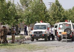 Əfqanıstanda terror aktında 15 nəfər həlak olub, onlarla insan yaralanıb