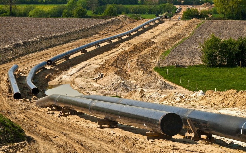Gas transportation via TANAP makes up 2 bcm this year