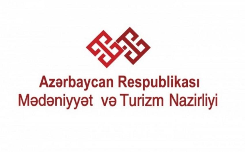 Azərbaycan Arxeoloji turizm üzrə Aralıq dənizi yarmarkasında iştirak edəcək