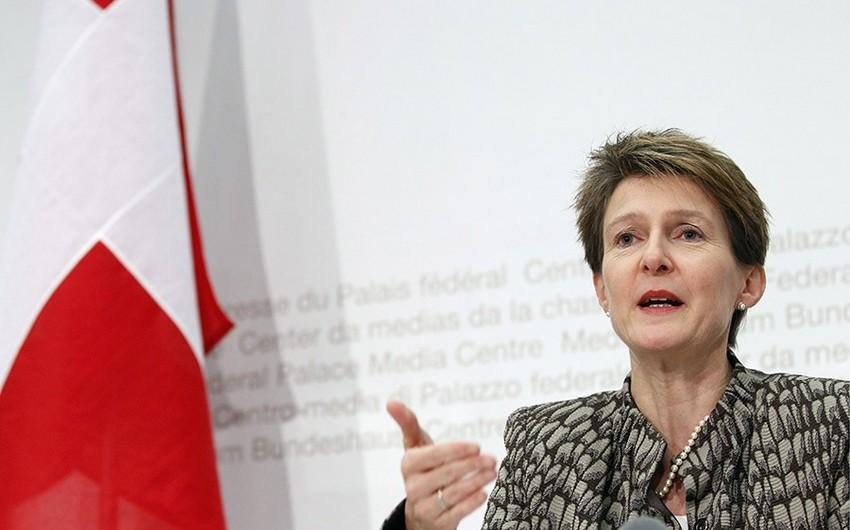 В Швейцарии выбрали нового президента