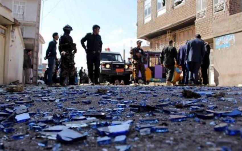 Əfqanıstanda Taliban silahlılarının hücumu nəticəsində 20 hərbçi ölüb