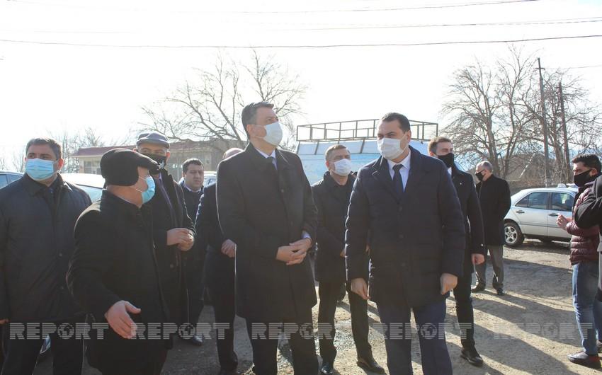 Посол Азербайджана в Грузии встретился с братом шехида 20 Января