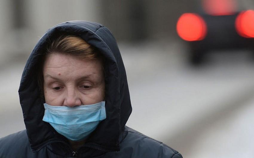 Rusiyada koronavirusa yoluxanların sayı 2 milyona çatır