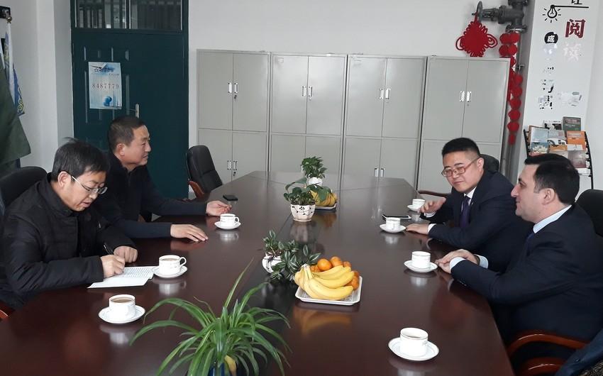 Китайский Университет Лонгдонг реализует совместный проект с АГУНП