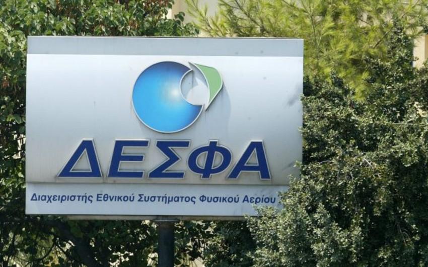 Yunanıstan DESFA-nı ilin sonuna qədər özəlləşdirmək niyyətindədir