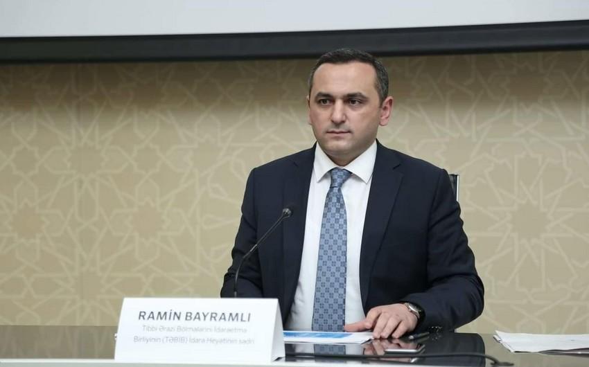 Ramin Bayramlı: Azərbaycanda koronavirusdan ölüm halı azdır