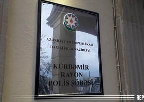 Kürdəmirdə karantin qaydalarını pozan kafe sahibi cərimələndi