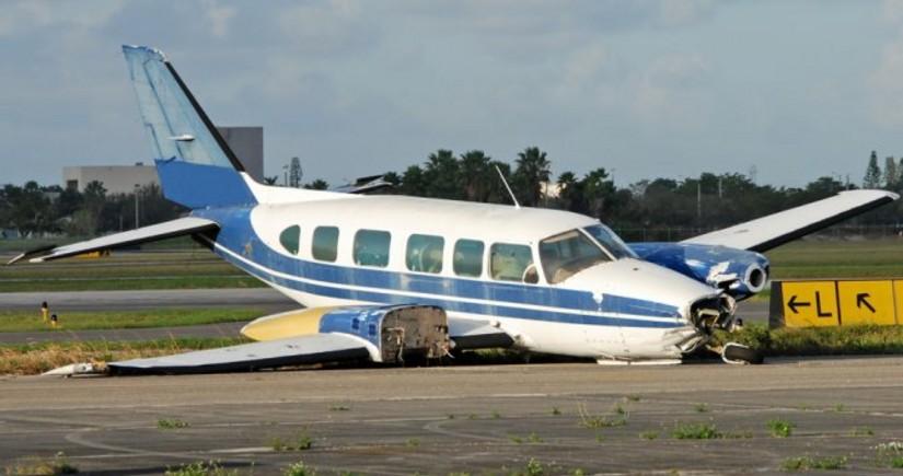 В Египте два человека погибли при крушении частного самолета