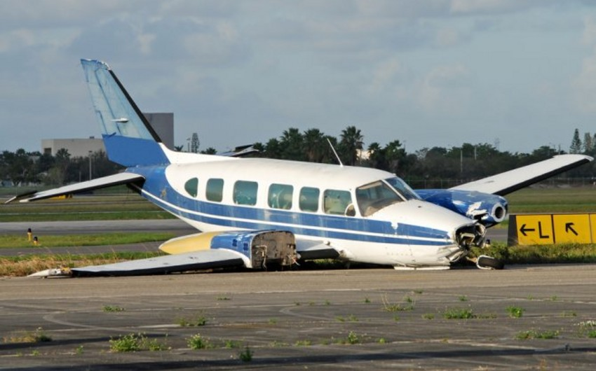 Egypt: Two killed in small aircraft crash