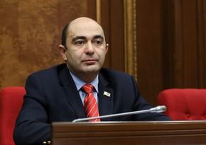 Müxalifət lideri: Ermənistanda seçkilər iyunda başa çatmalıdır