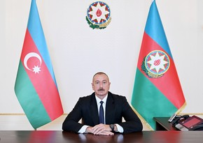 President Ilham Aliyev to address nation
