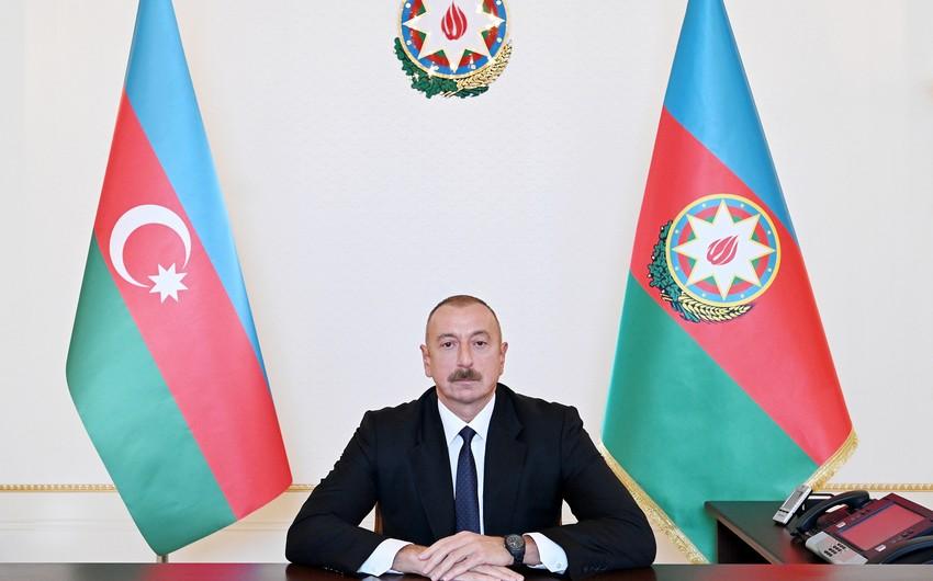 Prezident İlham Əliyev Dmitri Kiselyova müsahibə verib