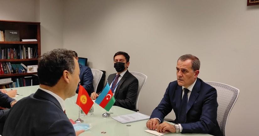 Azerbaijan, Kyrgyzstan mull cooperation