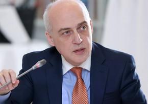 Давид Залкалиани: Уверен, что вопрос о грузино-азербайджанской границе будет решен
