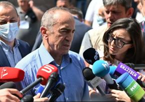 Экс-президент Армении отказался от депутатского мандата