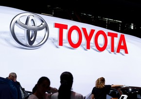 Toyota amends its logo in Europe and Azerbaijan