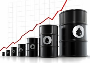 Azeri Light oil price goes up