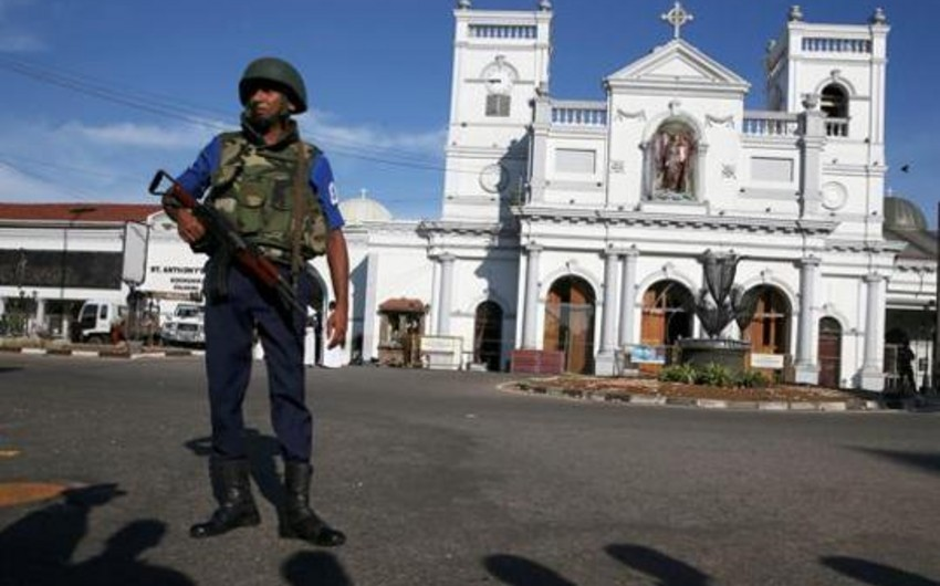 Another training camp of bombers found in Sri Lanka