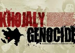 В Мексике и Перу организована информационная акция Справедливость к Ходжалы!